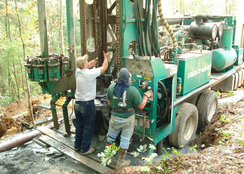North Carolina Well Drilling Company