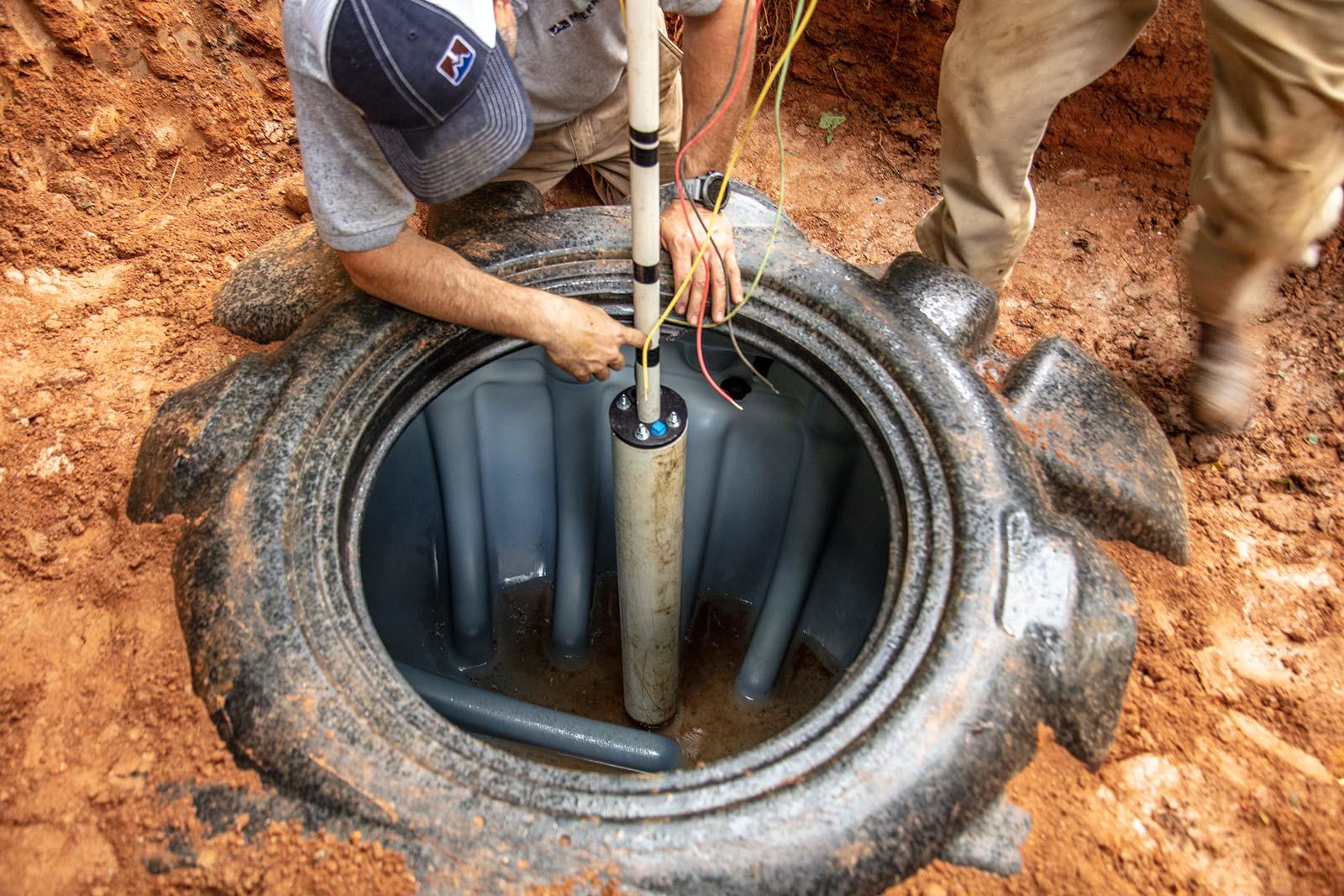 water system repairs